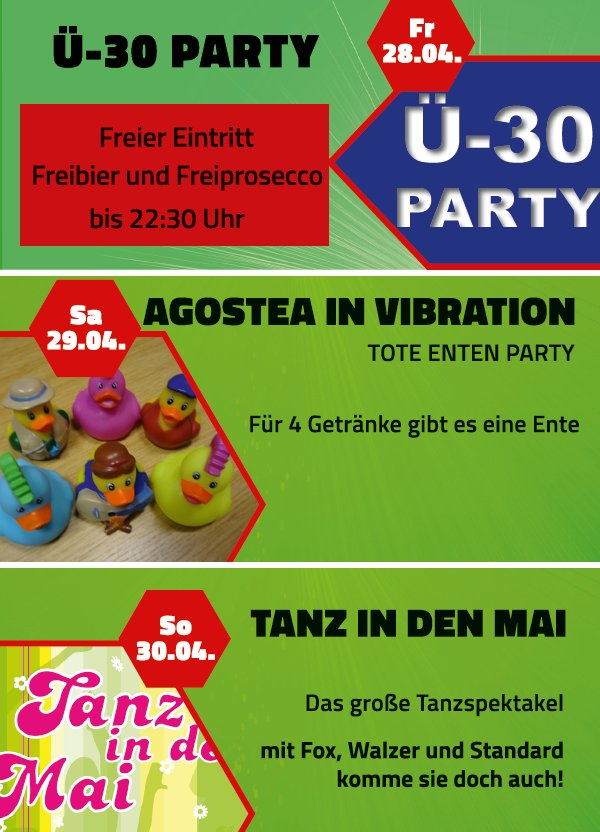 Single party bamberg